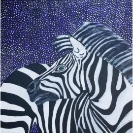 Zebra - Monique van der Zalm