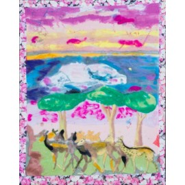 Gazelle - Kwennie Borghuis