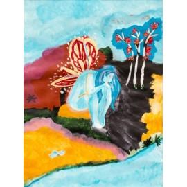 Vlindermeisje - 5018