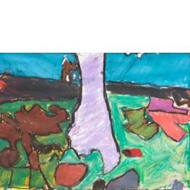 Huisje in de verte - foto 2461