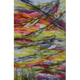 Abstract (Geelrode vlammen) - foto 2563