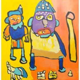 Sint en Piet - Sharone Zandhuis