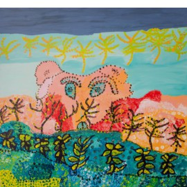 De vrolijke beer - Nathalie van Engelen