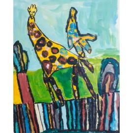 Giraffen - 5004