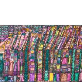 Smalle huizen - Richard Nijhuis