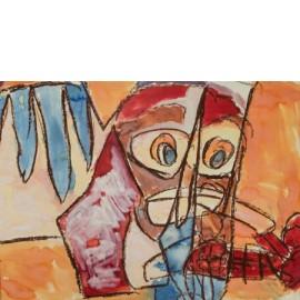 Abstract (dwarskijken) - 9757