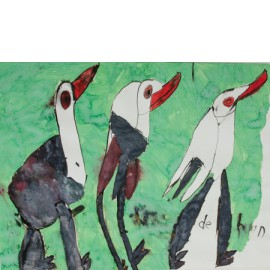 3 Vogels - 5020